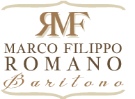 Marco Filippo Romano | Baritono